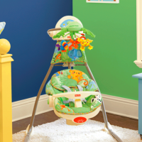 Fisher-price Rainforest Baby Swing