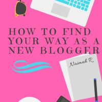 Finding your way as a new blogger